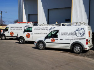Upstate Companies' Electrical Division