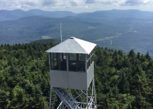 Hunter Mountain Fire Tower
